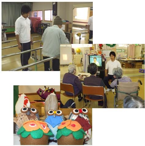 介護老人保健施設 しらさぎ苑 サービスの特徴
