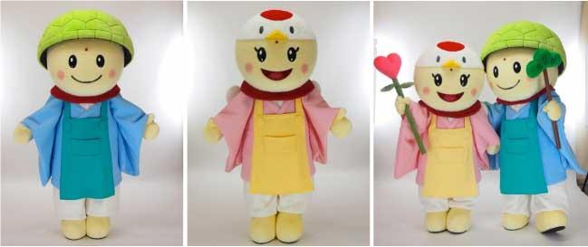 社会福祉法人長生会(福岡県小郡市) キャラクター