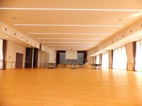介護老人保健施設 三沢長生園地域交流・機能訓練室
